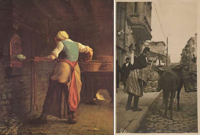 ekmek-pisiren-kadın-ve-satan-adam