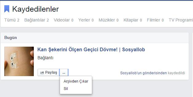 facebook-gonderiyi-arsive-tasima-ve-silme