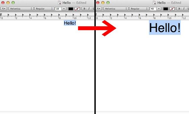 mac-text-editordeki-font-boyutlari-nasil-degistirilir-adim5