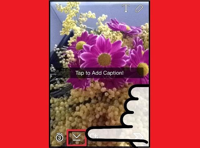 snapchatte-video-nasil-gonderilir-adim4