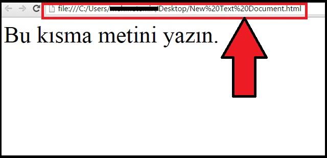 html-dosyalari-nasil-calistirilir-adim5