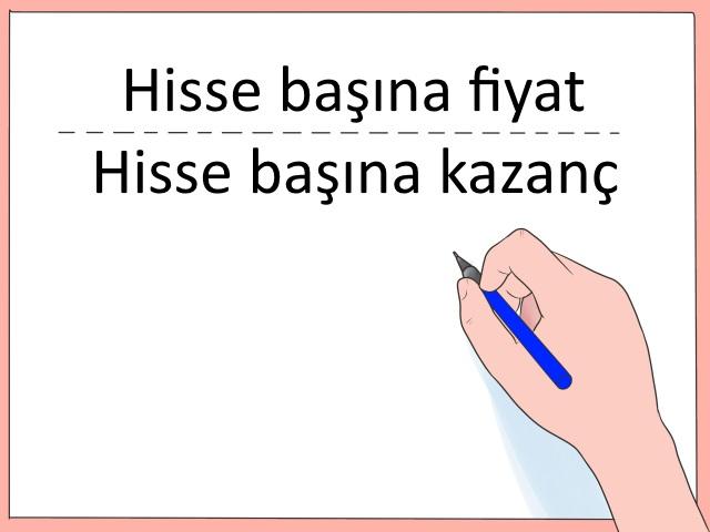 fiyat-kazanc-oranini-hesaplama-adim1