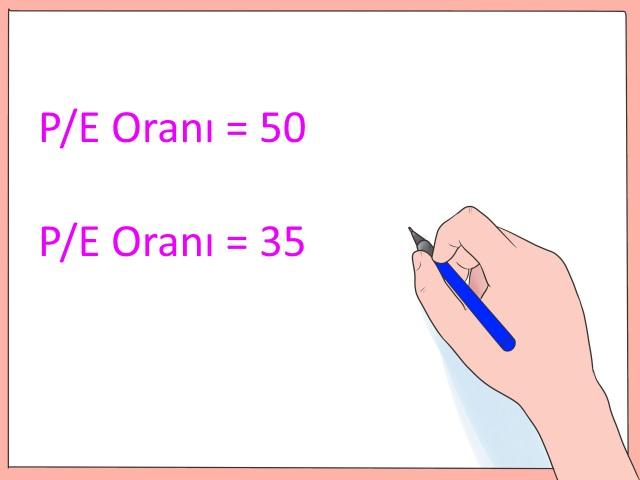 fiyat-kazanc-oranini-hesaplama-adim5